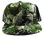 Wholesale Blank Camouflage Snapbacks Hats Caps 15