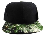 Wholesale Blank Camouflage Snapbacks Hats Caps 14