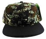 Wholesale Blank Camouflage Snapbacks Hats Caps 13