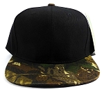 Wholesale Blank Camo Snapbacks Hats Caps 8