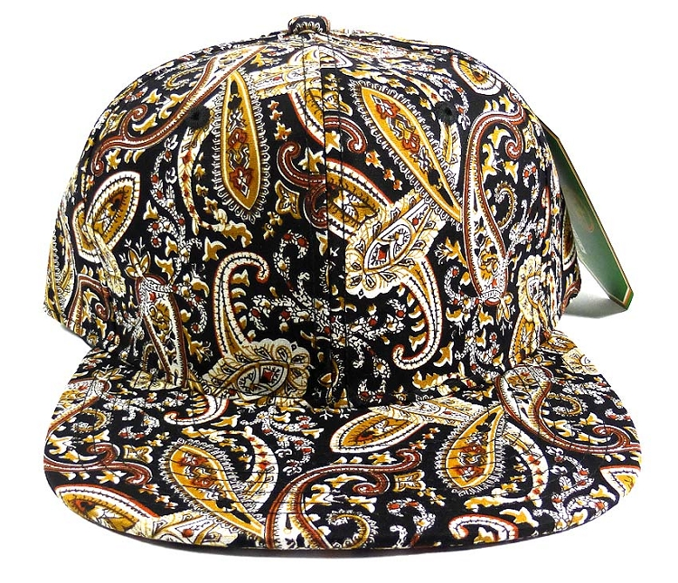 Home   ALL HATS Wholesale Blank Paisley Snapback Hats Caps 24 ef6b3b1f1d3