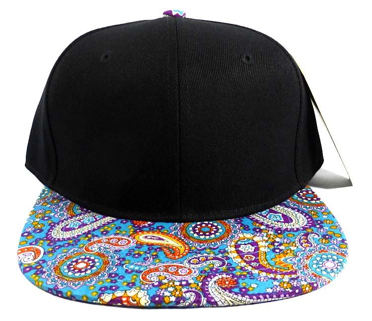 wholesale blank snapbacks caps hats paisley5.jpg fe0c2839acb