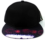 6-Panel Blank Strapback Hats Cap Wholesale - Fireworks