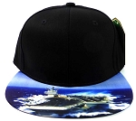 6-Panel Blank Strapback Hats Caps Wholesale - Carrier