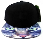6-Panel Blank Strapback Hats Caps Wholesale - Cat