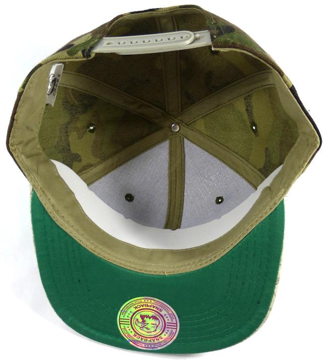 21651c04dfe Wholesale Blank Cork Snapback Hats - Wood Brim Caps Camo