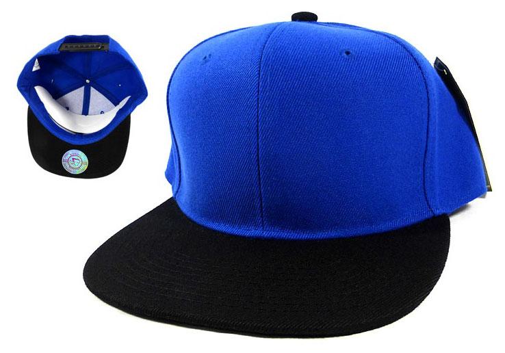 5e1f54bab76 Blank Snapback Hats Caps Wholesale - Royal Blue