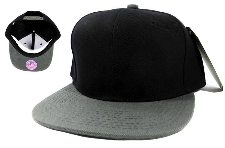 e834633657a39 Home   ALL HATS   Blank Snapback Hats Caps Wholesale - Black