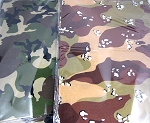 Camouflage Bandanas Wholesale (Dozen Packed)   - Single-Sided