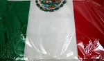 Mexico Flag Bandanas Wholesale (Dozen Packed)  - Single-Sided