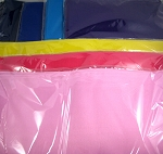 Solid Color Polyester Bandanas Wholesale (Sell by Dozen) - ALL COLORS