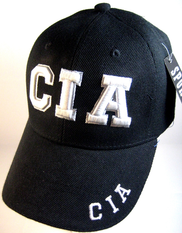 Wholesale CIA Ball Caps - Law and Order Hat Bulk c2255fd7369