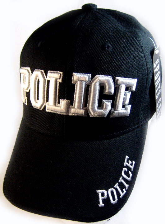 Law Amp Order Hat Police Logo Ball Cap Wholesale