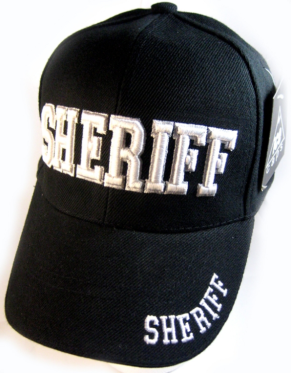 Law   Order Hat - Sheriff Logo Ball Cap Wholesale Sheriff Police ... 8f1e6dd204c