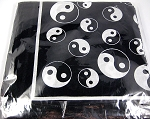 Yin and Yang Double-Sided Bandana 100% Cotton Wholesale (Dozen Packed)