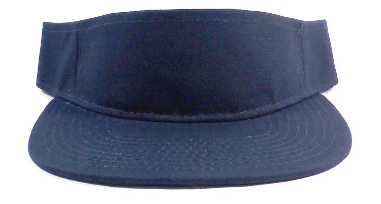 Flatbill Wholesale Blank Snapbacks Hats Visors - Navy 5de7f1c24db