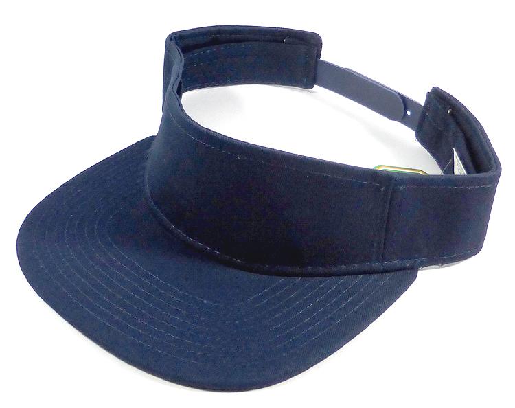 Flatbill Wholesale Blank Snapbacks Hats Visors - Navy 4de724d0f39