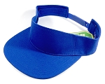Flatbill Wholesale Plain Snapbacks Hats Visors - Royal Blue