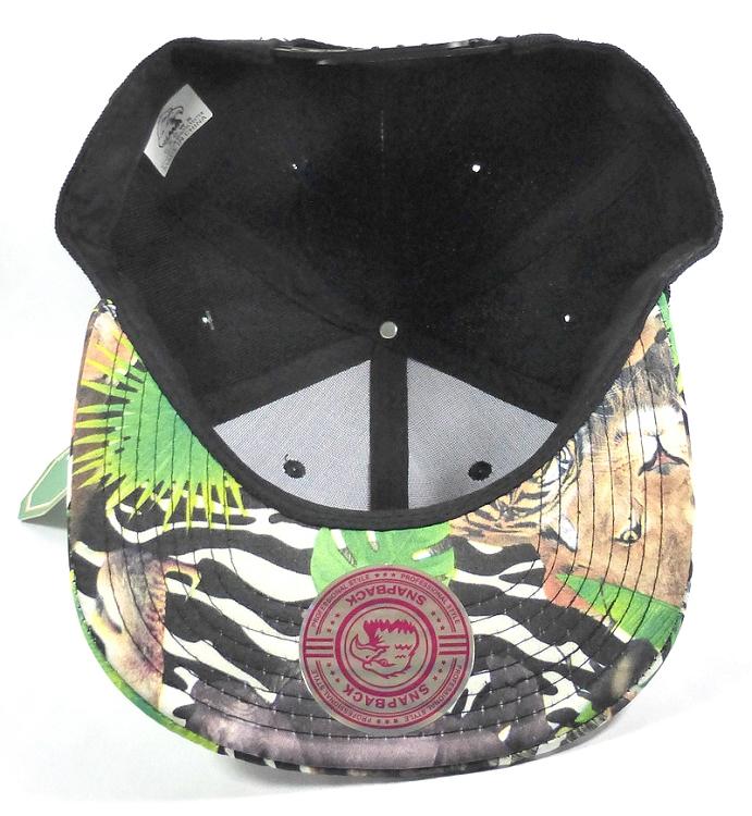 13eb1e27cf1a2 Wholesale Blank Animal Print Snapbacks Hat - Wild Animals