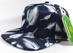 Wholesale Blank Snapbacks Hats | Feathers Navy - Solid