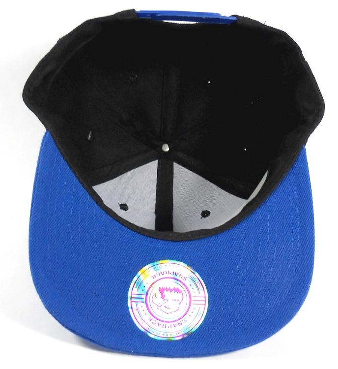 2cf1b9071efd0 Wholesale Blank Snapback Hats Caps - Black