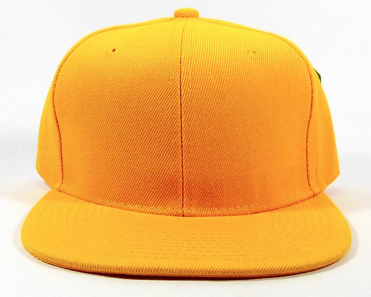 dc1e36821 ... blank plain trucker hats 63ba8 6fec1; free shipping wholesale solid  yellow. flatbill solid snapback d2439 e6573