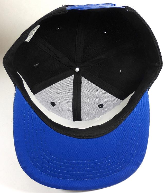 1d76dba91ff Wholesale Blank Alligator Snapback Hats Caps - Black