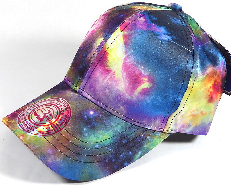 Wholesale Dad Hat - Baseball Blank Caps - Galaxy - Multicolor f98292bcc