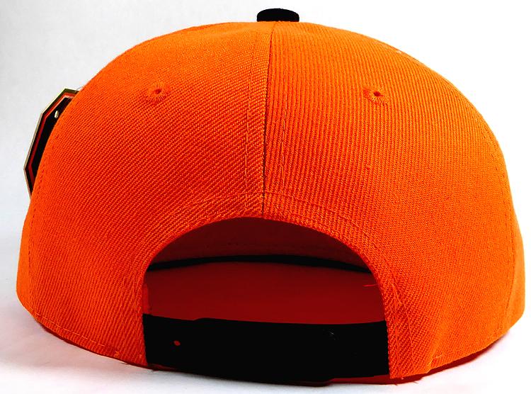 f0973ead894 Wholesale Blank Snapback Hats Caps - Orange
