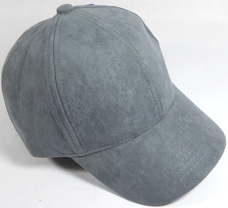 0fb27beafbe wholesale dad hats blank wash cotton baseball cap suede dark grey 02.jpg