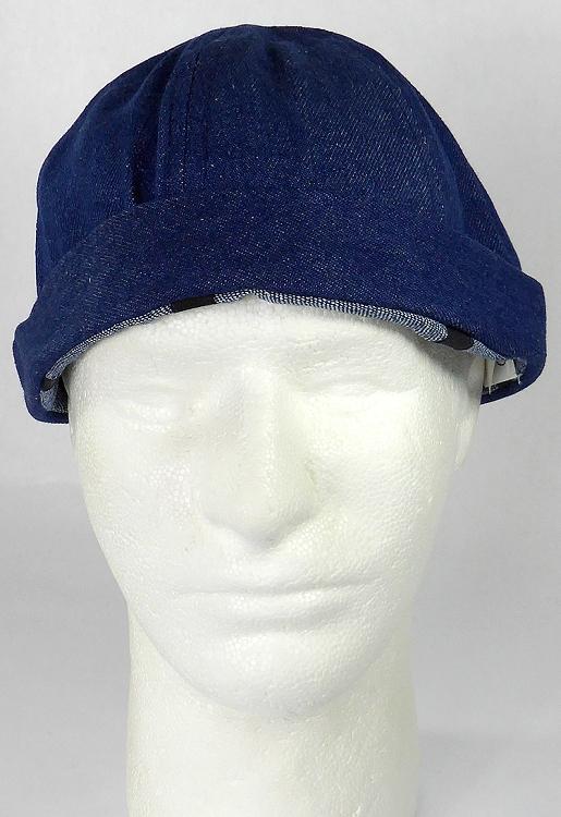 f1c96dc1c2a Wholesale Brimless Cap - Dark Denim