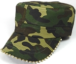 Bling Blank - Cadet Caps Wholesale - Camo