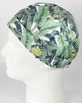 Brimless Docker Cap Wholesale - Banana Leaves