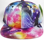 Wholesale Snapback Hats - Galaxy Planets - Solid