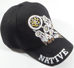 Wholesale Native Pride Baseball Cap - Dreamcatcher