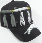 9e490a7d97ba1d Wholesale Native Pride Baseball Caps - Peace Pipe and Buffalo