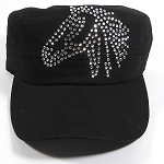 Bling Cowgirl HORSE Cadet Hats Wholesale - Central Horse