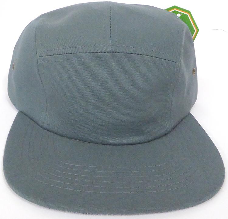 1d59a2e62 Blank 5 Panel Camp Hats Caps Wholesale - D. Gray