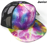 KIDS Junior Galaxy Trucker Snapback Caps - Supernova