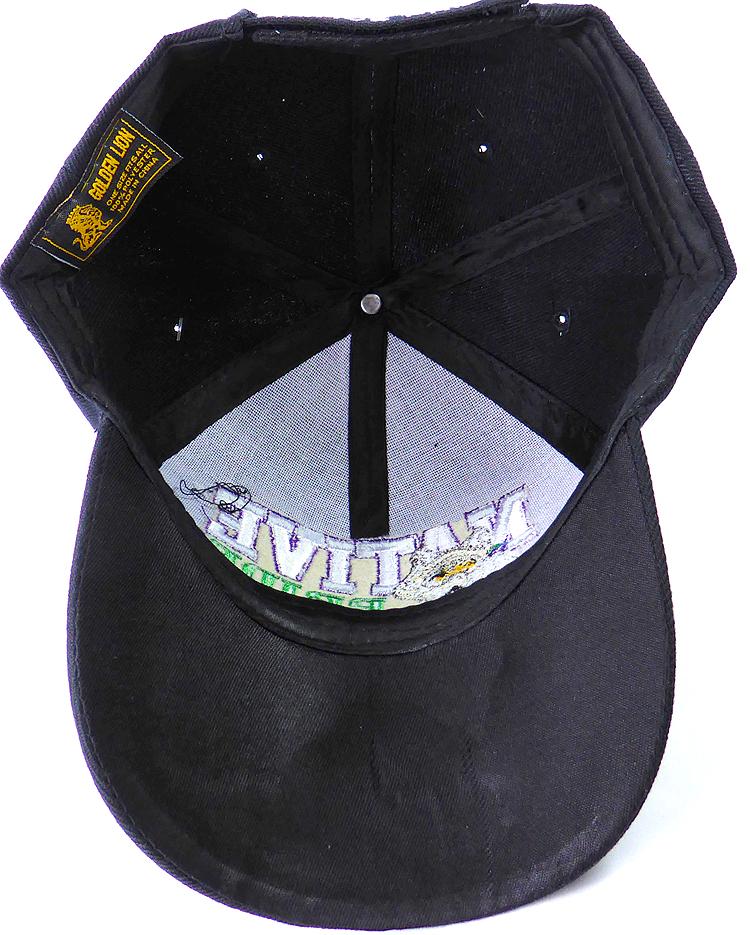 Wholesale Native Pride Baseball Hats - Wolf - Black f4eeafabc99