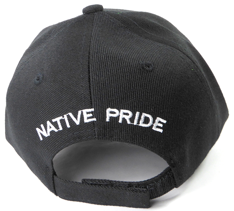 Wholesale Native Pride Baseball Cap - Rose Dreamcatcher - Black b61d5bdca268