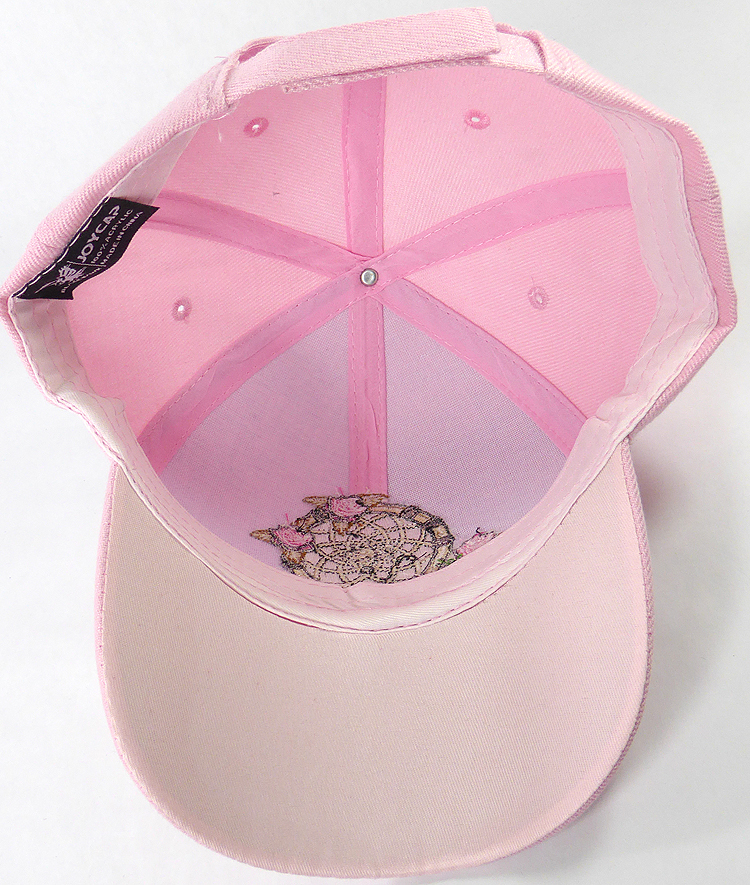 Wholesale Native Pride Baseball Caps - Rose Dreamcatcher - Pink 7c0f054f9cf8