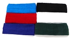 Wholesale Plain Head Bands -  All Colors