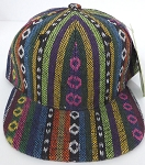 KIDS Junior Wholesale Blank Snapback Hats  - Solid Aztec-2