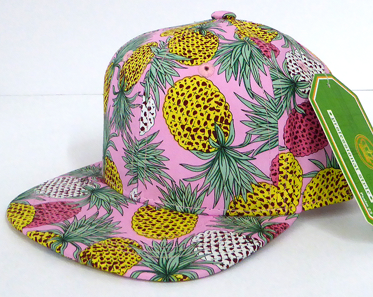 76a99a1e21ff1 Home > ALL HATS > INFANT Baby Blank Snapback Hats & Caps Wholesale  Pineapple - Solid Pink