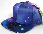 INFANT Baby Blank Snapback Hats & Caps Wholesale Galaxy  - Solid      Navy