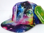 INFANT Baby Blank Snapback Hats & Caps Wholesale Galaxy Rainbow - Solid
