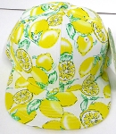 KIDS Jr. Snapback Hats Wholesale -  Yellow Lemon