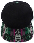Aztec Snapback Hats Wholesale - Native American Theme Cap -4
