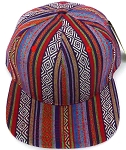 Aztec Snapback Hats Wholesale - Native American Theme Cap -1